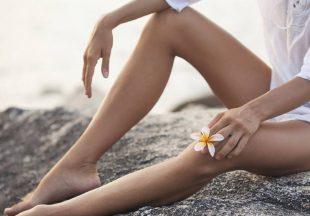 Moisturize your skin after epilation